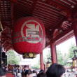 東京ぶらりカメラの旅・浅草寺界隈