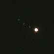 火星,土星,木星