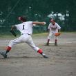 【野球部】 第23回中学校軟式野球交歓会 1日目
