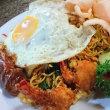 バリ島での食事