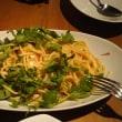 深川飯とイタリアン