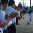 9月16日(日)のつぶやき 早良区親善壮年ソフトボール大会。すっきりした、青空のもと頑張って下さい。各地で敬老会が開催。いついつまでもお元気で!