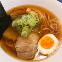 新潟県上越市「中華そば煮干屋」