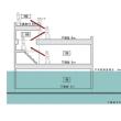 沼津市上香貫 重量鉄骨2.5階建 津波対策住宅です!
