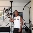 ジャッキー自転車を整備した日 maintained my bike and put it in a room