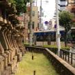 住吉大社と阪堺電車(大阪府)