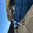 藍ケ江。釣りしてます。