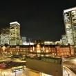 東京駅夜景~丸ビル
