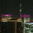 虎ノ門ヒルズ47階からの夜景1
