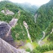 秘境につくられた奇跡の黒部ダム(その3 展望台から)