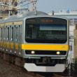 2018年7月17日  総武線  平井 E231系B11編成