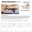 Reach Beyond Australia QSL 2018 May