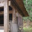 福島県南会津町、国指定重要有形民俗文化財「大桃の舞台」です!!