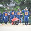三和の宝 消防団 操法大会