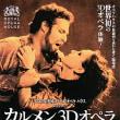 映画「カルメン--3Dオペラ」を鑑賞
