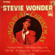 Stevie Wonder	/	Someday At Christmas  (LP)