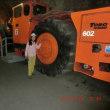 キルナ鉱山ツアーに出かける