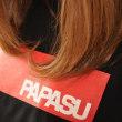 PAPASUオリジナルTシャツを作りました!