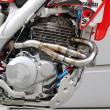 Tmk様、CRF450+MD30のエンジン乗せて、から・・・の作業。完結編。