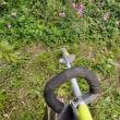 ◎草刈りの練習