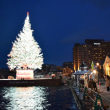 ライトアップ金森倉庫- はこだてクリスマスファンタジー