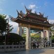 のんびり・台湾 台北市 癒しのお寺・龍山寺 2