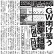 超円高地獄が始まる!!
