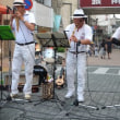 「徳山夏まつり」でライブ演奏