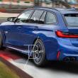【BMW】クラス最強!500馬力を発生「M3ツーリングワゴン」ついに発売か!?