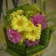 桐生市のシルクホールにお届けのスタンド花