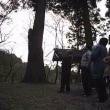 中白木高龗神社のマトウチのオコナイ