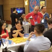 所司・陳ペアが優勝-シャンチー(象棋)グローバルペア