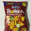 【インドのお菓子】 ~トラングルス ~