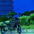 バイク撮影練習(゚д゚)(単焦点)