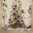 巻紙の花たち