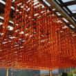 柿色に染まる串柿の里へ。
