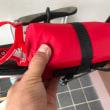 今更ですが、新しい輪行袋・オーストリッチ/L100を購入。