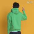 イ・ジョンソク Weibo更新 後姿でVサイン ✌