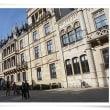 ヨーロッパ木組みの家巡り19ルクセンブルグ市内観光1