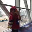 香港ディズニー、翌日