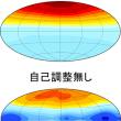 水星の棒磁石はなぜ北にズレているのか? 自発的に生成・維持していることがシミュレーション研究で解明