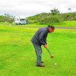 パークゴルフデビュー
