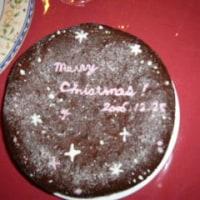 極上クリスマスケーキ
