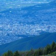 中信高原 和田峠・三峰・二つ山・鉢伏山縦走