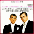 ベートーヴェン/ピアノ協奏曲第4番をグールド&バーンスタインで聴く