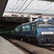2017年11月20日,今朝の中央線 81レ EH200-22