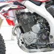 Tmk様、CRF450+MD30のエンジン乗せて、から・・・の作業。その⑩。