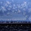 青い空 青い雪