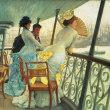 フランスの画家、イラストレーターのジェームズ・ティッソが生まれた。