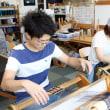 手織り体験をしたくて来ました   竹島クラフトセンター